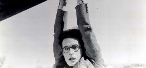 Silent star Harold Lloyd
