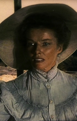 Katharine Hepburn in The African Queen (Image courtesy of ITV Studios Global Entertainment)