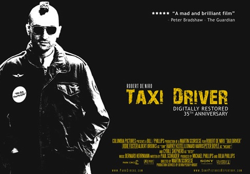 35th anniversary Taxi Driver poster