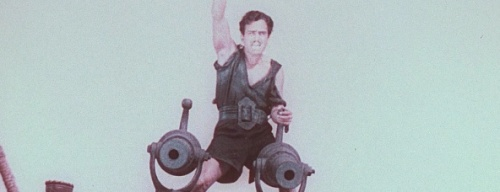 Douglas Fairbanks as The Black Pirate