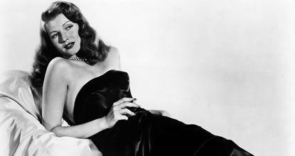 Gilda's Rita Hayworth