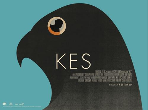 Kes poster