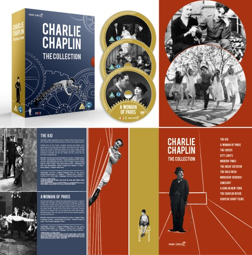Chaplin Collection artwork