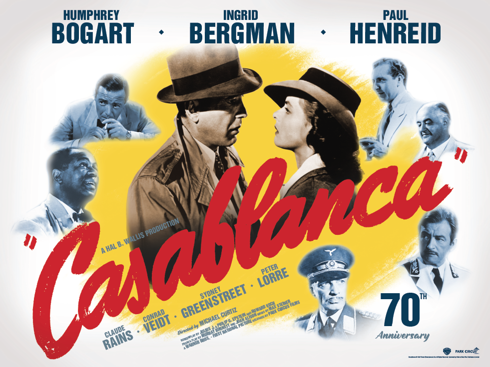 The Original Casablanca Press Notes